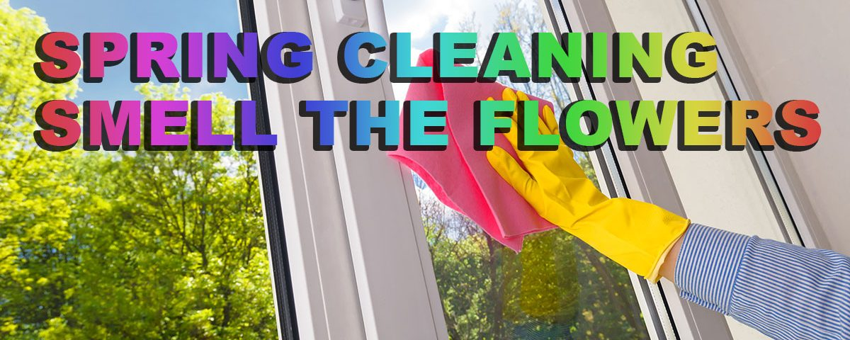 Cleaning Windows For Spring Cleaning